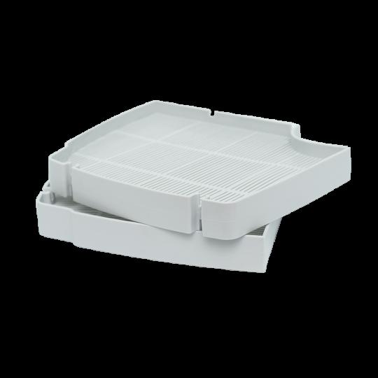 Купить комплект лотков к микроферме RAWMID Dream Sprouter с доставкой по России и СНГ