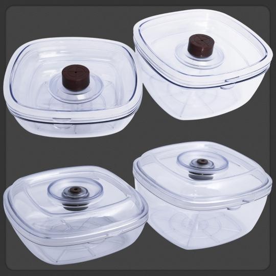 Купить контейнер BPA-free для вакууматоров RawMiD с доставкой по РФ и СНГ