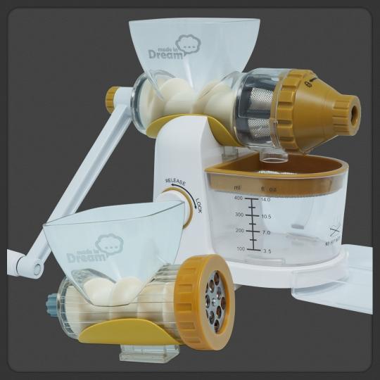 Купить Dream Juicer Manual - ручная шнековая соковыжималка 4 в 1