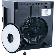 Как заменить фильтр в дегидраторе Rawmid Dream Modern DDM-11