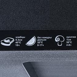 электросушилка для овощей фруктов грибов ягод Rawmid Dream Modern DDM-11
