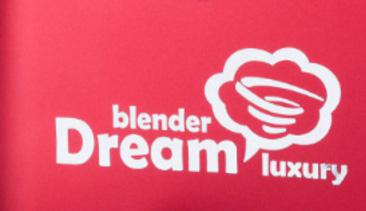 Двойная покраска блендера Dream Luxury 2