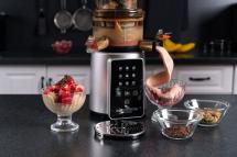 как приготовить мороженое в соковыжималке JDM-80