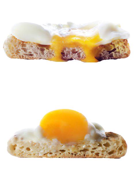 Разница в приготовлении яиц в сувиде и традиционными методами